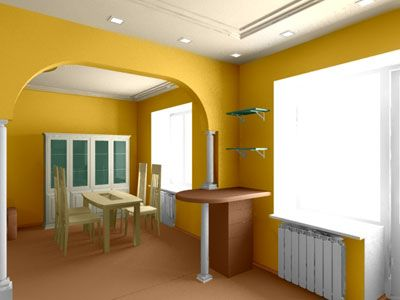 Orange Interior Paint Colors Ideas For Indoor Paint