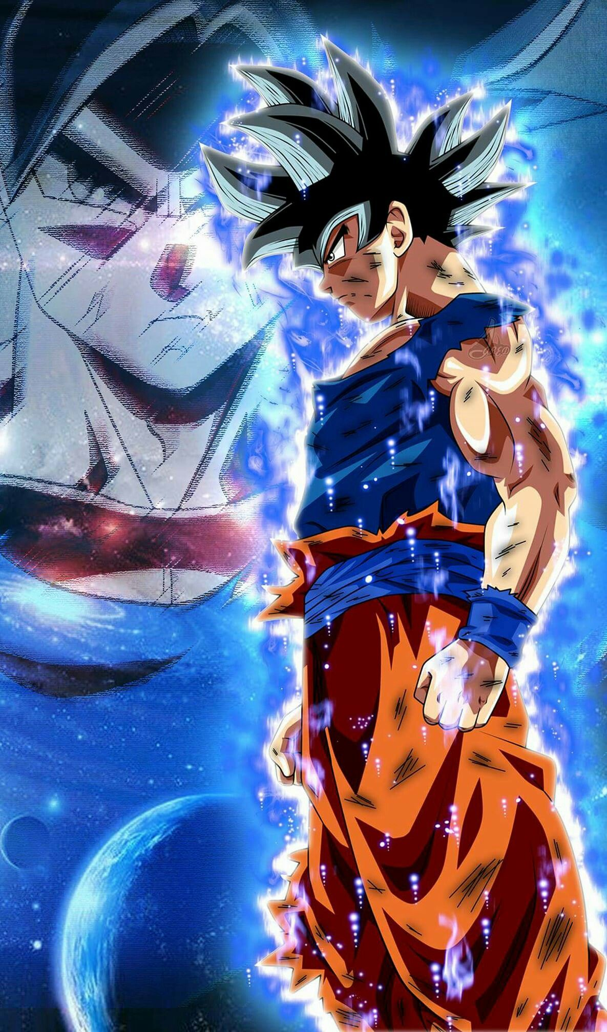 Awesome Ultra Instinct Personajes De Dragon Ball Dragones