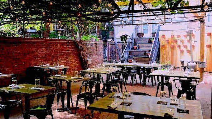 Best Outdoor Dining In DC Neighborhoods Zagat Washington - The 10 most romantic spots in washington dc