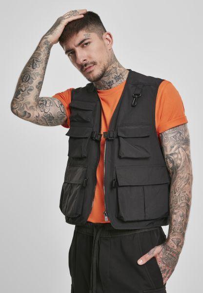 Top Streetwear Tactical Vest TB3470-00007 Black
