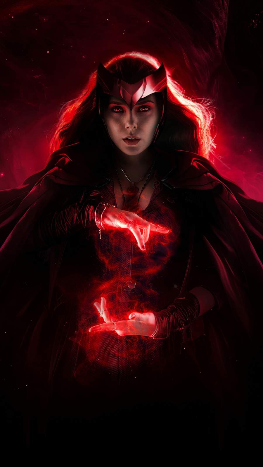 Scarlet Witch Iphone Wallpaper Scarlet Witch Marvel Scarlet Witch Comic Scarlet Witch