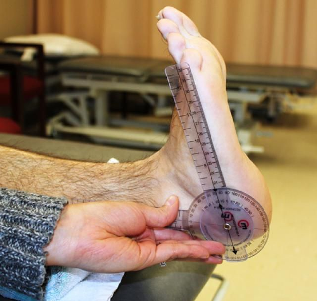 get started on your lisfranc fracture rehab with these pt