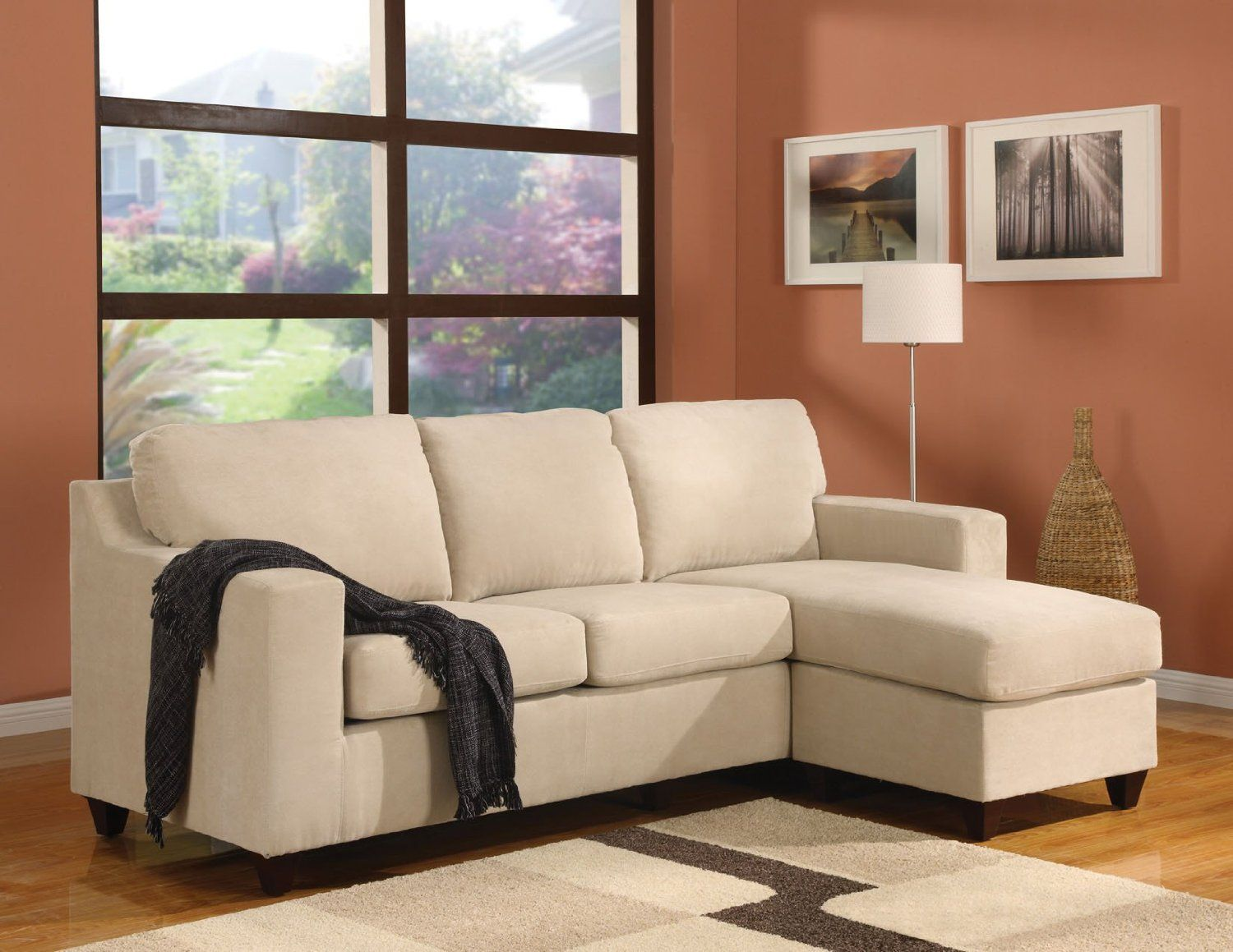 Awesome Small Sectional Sofa With Chaise Lounge Chairs Chaise