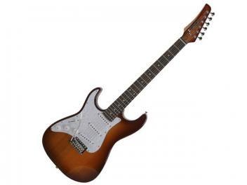 Guitarra Seizi Strato Vision - Sunburst