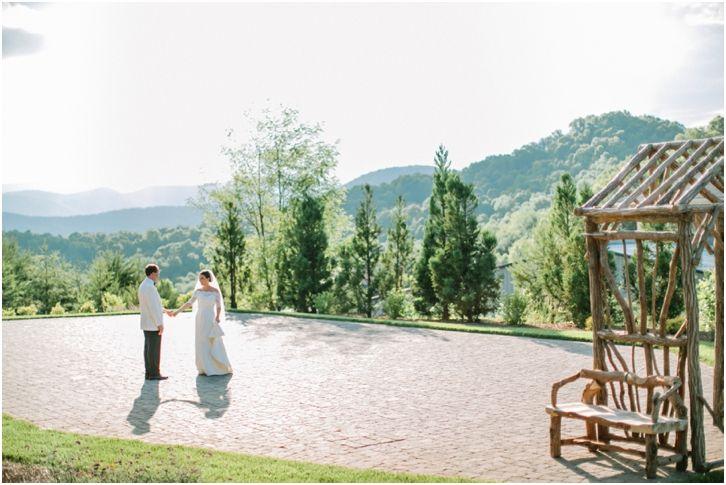 Wedding Venue In North Georgia Mountains
