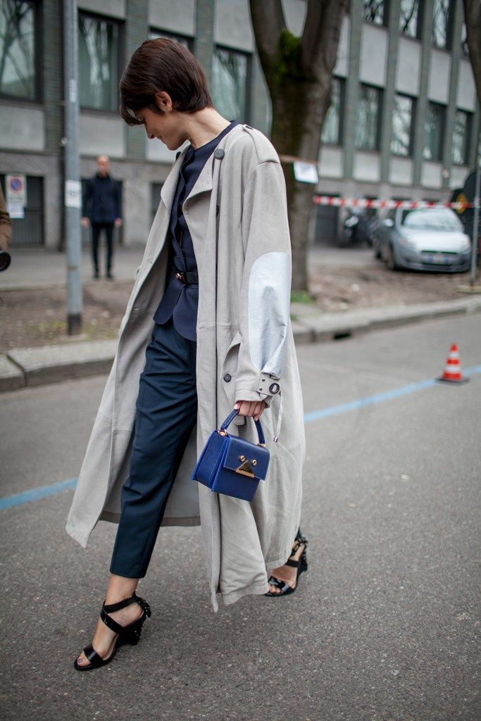 They Are Wearing: Milan Fashion Week Fall 2015