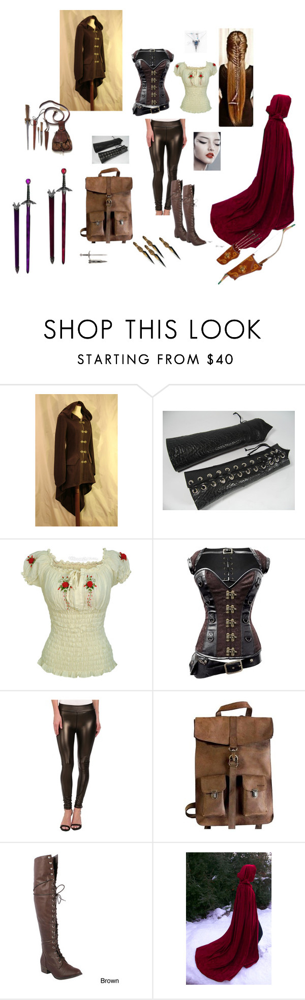 """""""Untitled #279"""" by alenamacys ❤ liked on Polyvore featuring Joe's Jeans and Kjøre Project"""