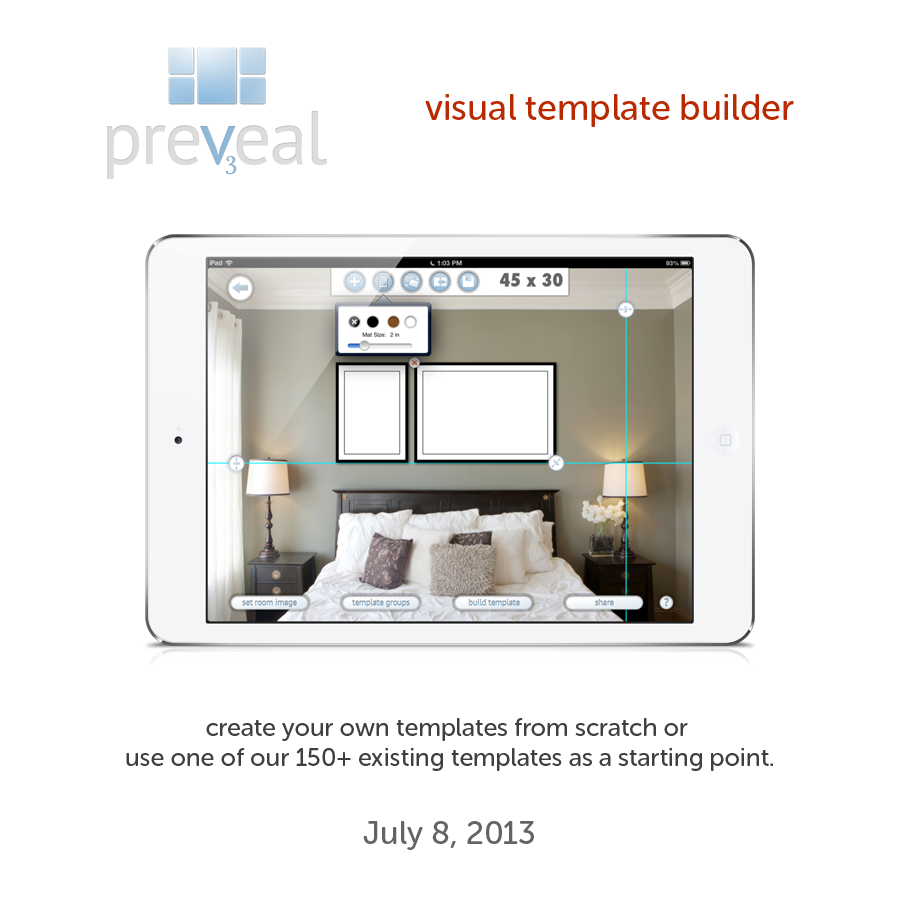 Preveal Blog » iPad Photography In Person Sales App http