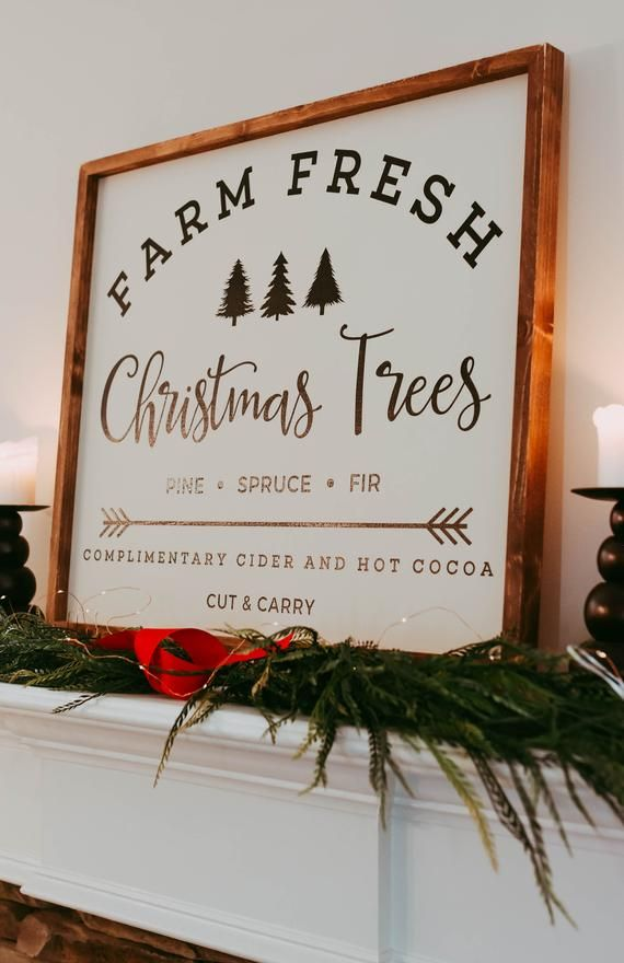 Farm Fresh Christmas Trees Wood Sign Christmas Decorations Christmas Sign Christmas Tree Sign Christmas Decor In 2020 Christmas Signs Wood Christmas Signs Fresh Christmas Trees
