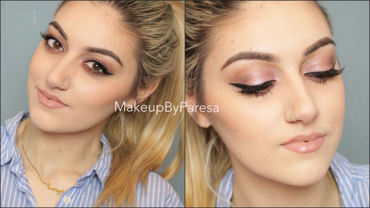 Spring makeup Makeup tutorial Urban decay Beauty Youtube