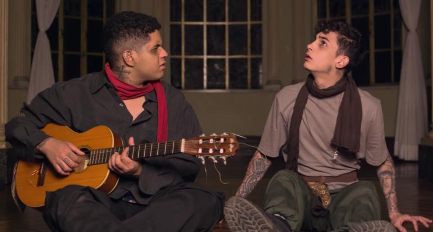 Official Video // Gaab e MC Hariel - Coração de Mãe ...