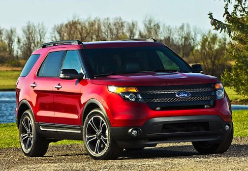 Cars Coming Soon 2013 Ford Explorer Sport 2013 Ford Explorer