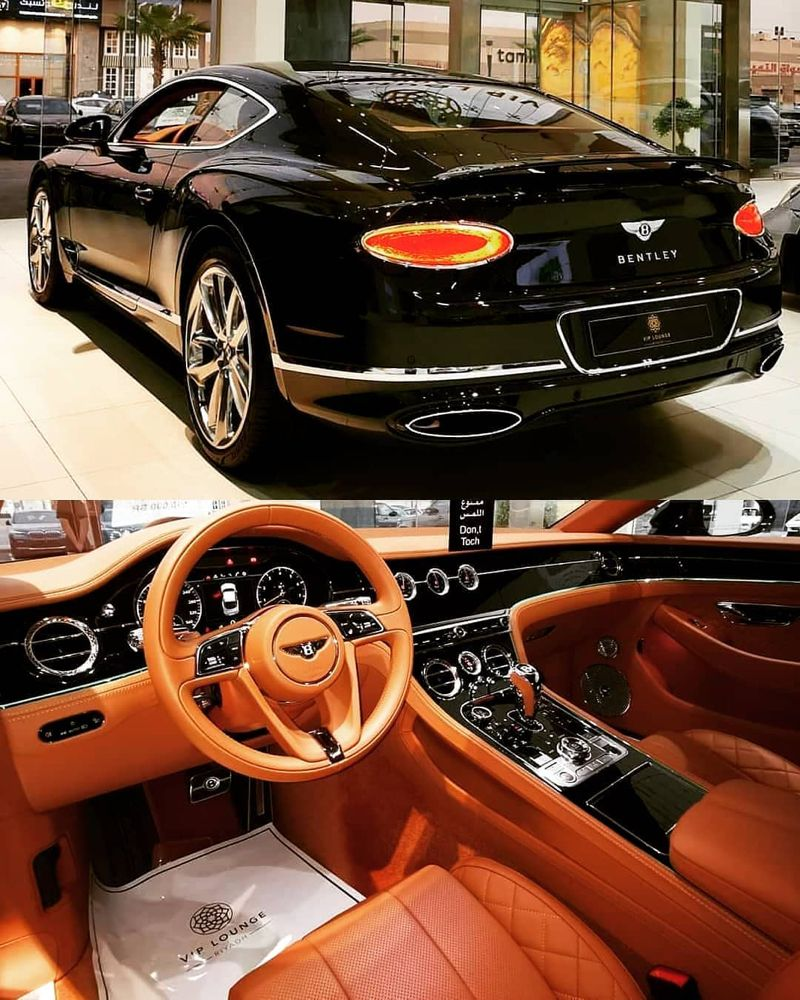 Bentley Continental GT First Edition 2019 Bentley