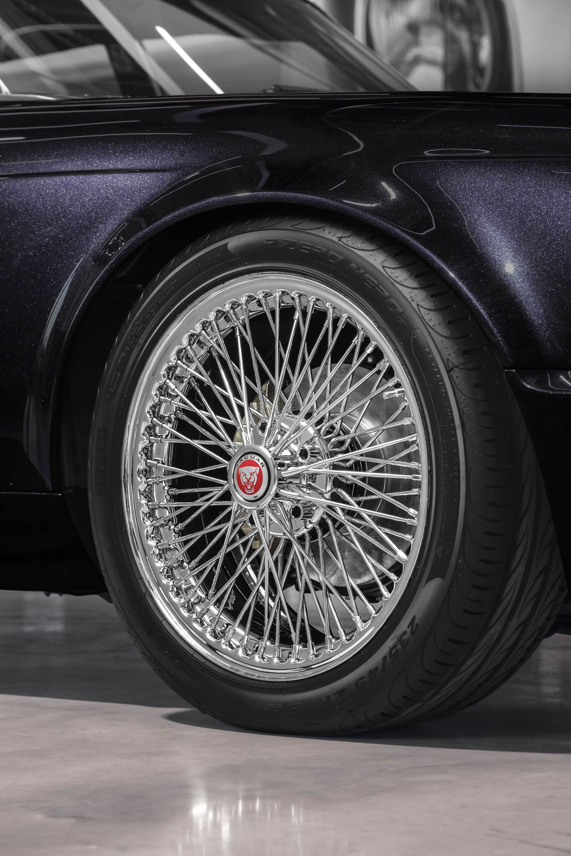 inch up wheels lumma design by jaguar with f spices pace news