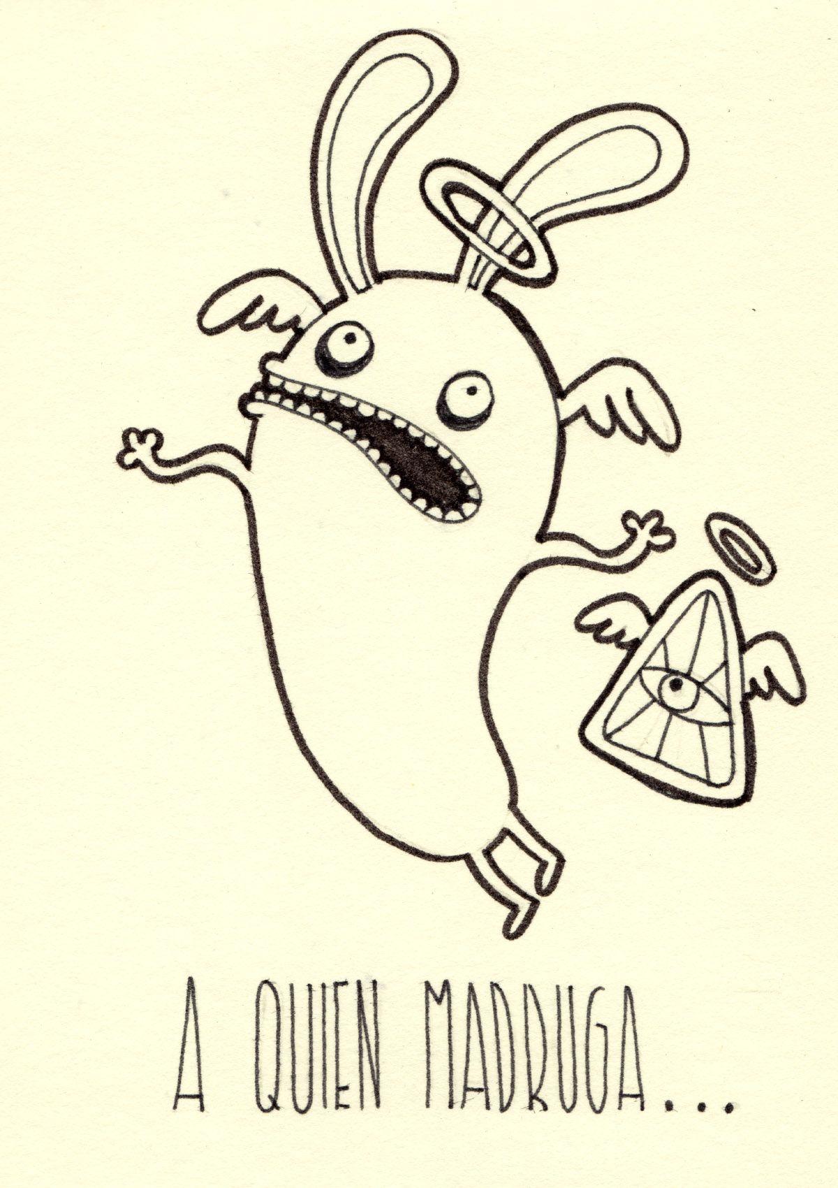 (227) Ilustración de 365 monigotes.