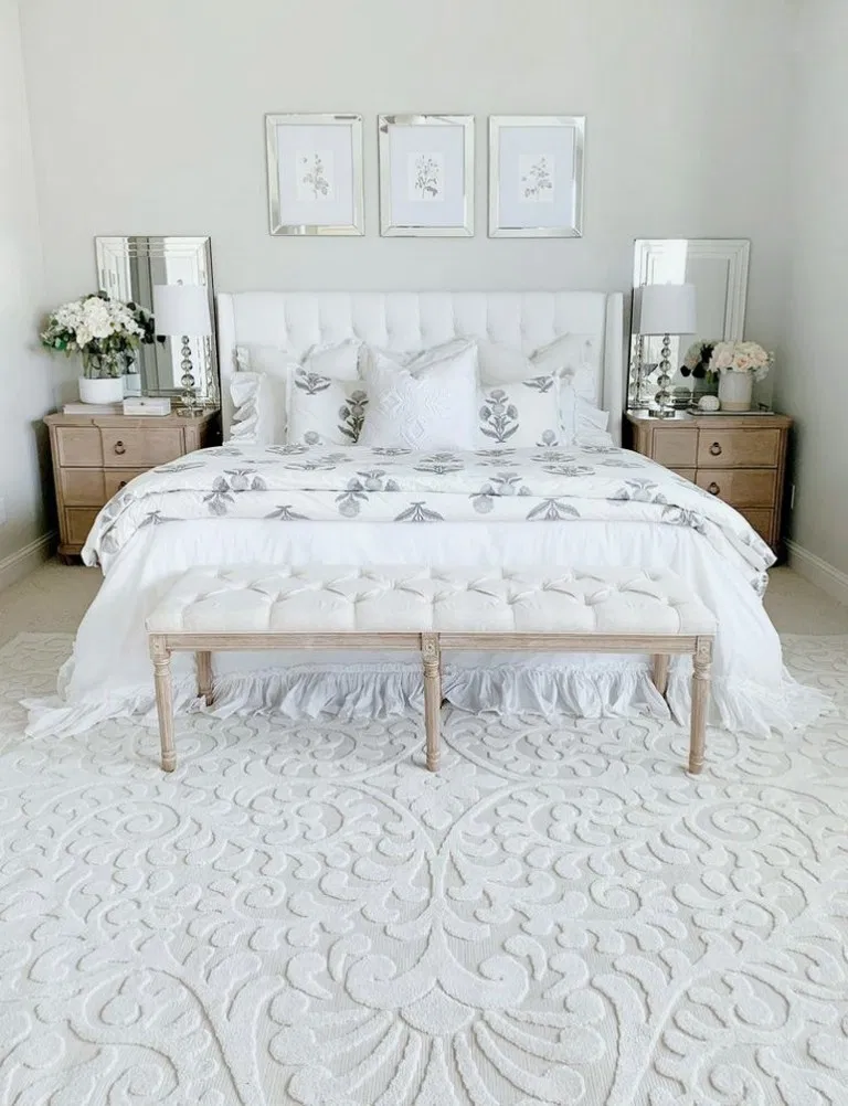 35 Cute Bedroom Ideas Girls That Will Make A Beautiful Dream Home Decor Bedroom Simple Bedroom Luxurious Bedrooms