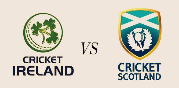 Ireland V Scotland Cricket Team Logo Ire V Sco Cricket Team Logo International Cricket Team Logo Scotland Cricket Team Cricket Logo Team Logo