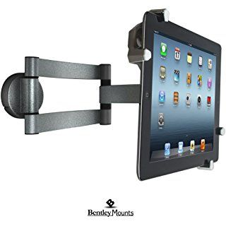 Bentley Mounts Universal Tablet Wall Mount Tablet Wall Mount Ipad Wall Mount Wall Tablet