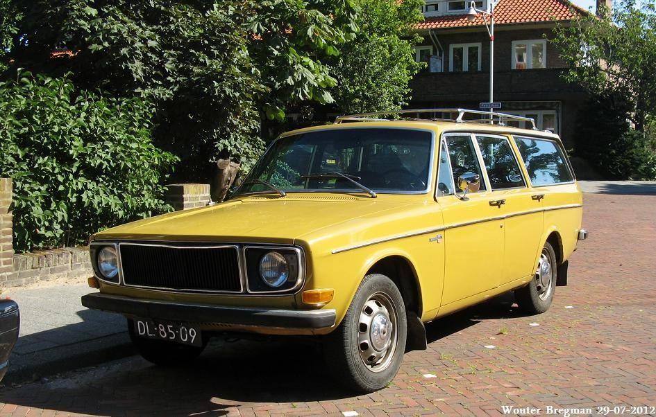 Volvo 145 S De Luxe Automatic 1970 Volvo Volvo Wagon Volvo Cars