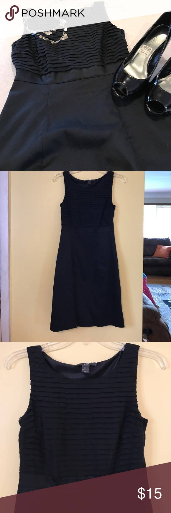 Black dress very -  Stunning Black Dress Very Nice Little Black Dress In Excellent Condition Only