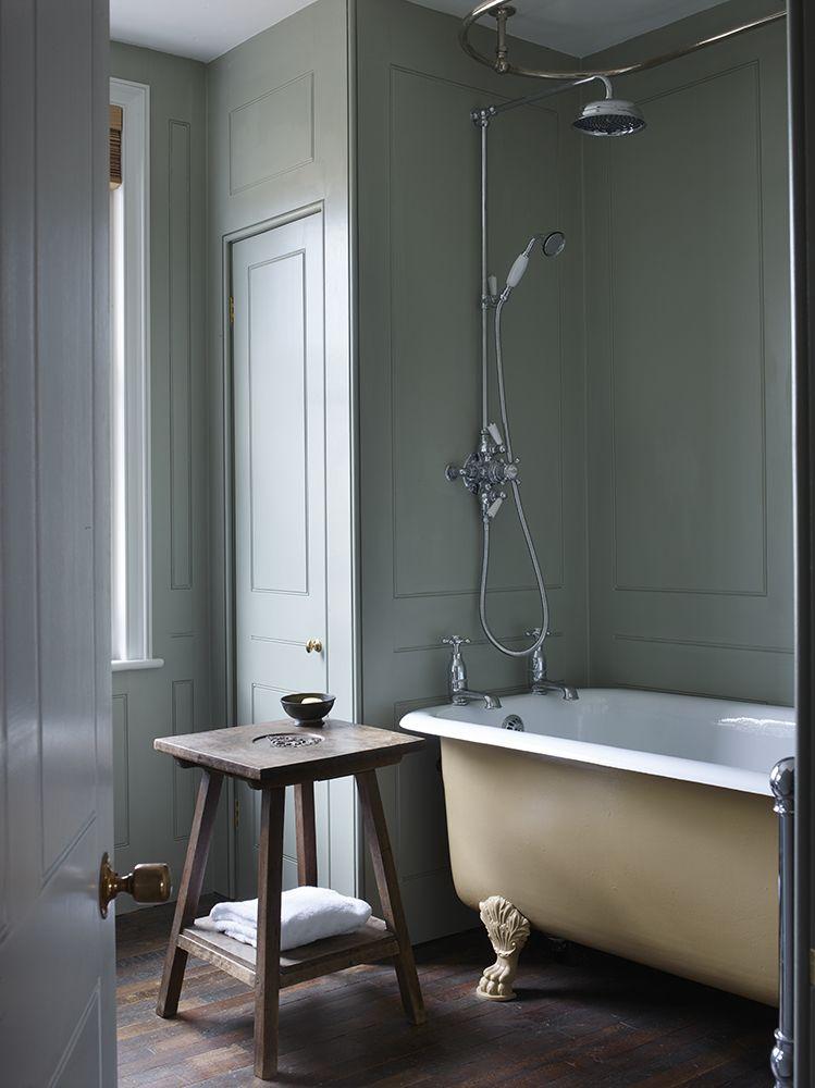 Jamb: East End, London bathroom | Inspiration: Interiors ...