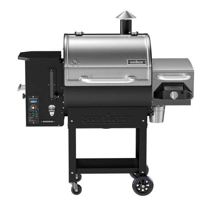 Woodwind SG 24 Pellet Grill with Sear Box | Wood pellet ...