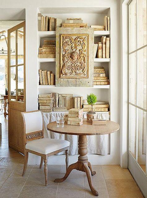 33 European Farmhouse Style Interiors Decor Inspiration With