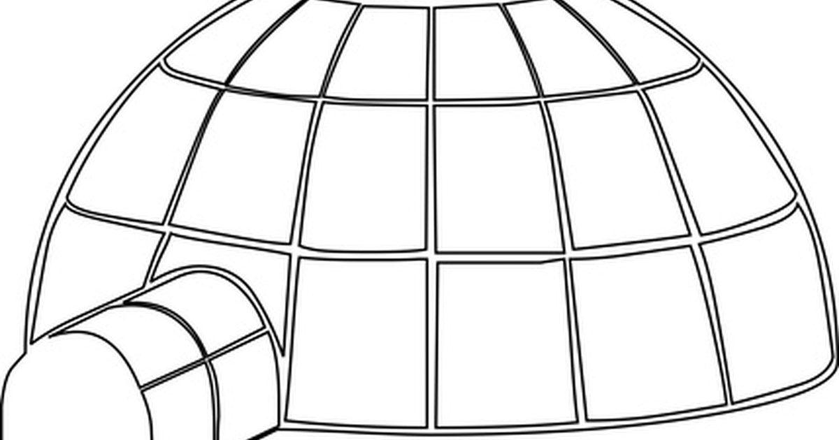 Historia de los iglúes para niños | Bloques de hielo, El bloque y ...
