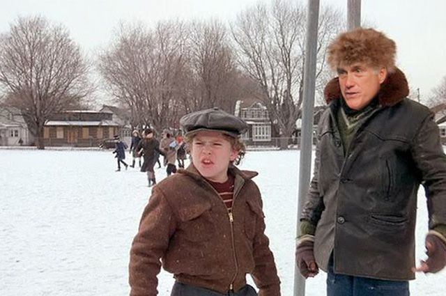 Christmas Story Bully.Mitt Bully Respect For Others A Christmas Story