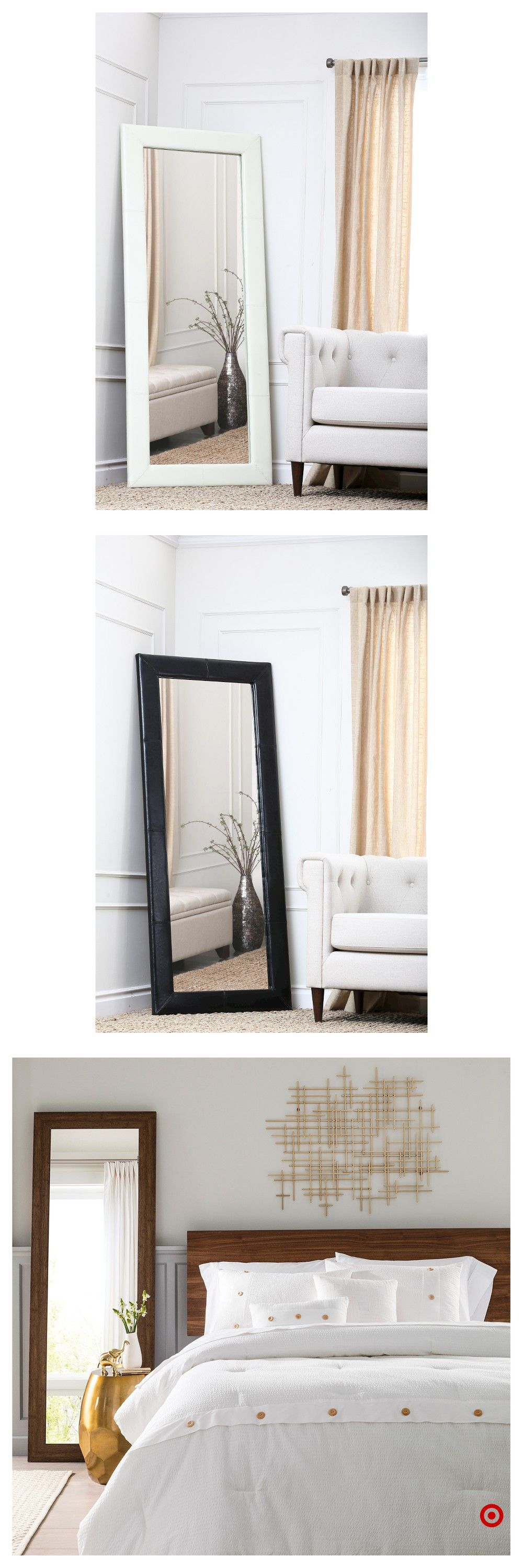 Shop Target For Floor Mirror You Will Love At Great Low Prices Free Shipping On All Orders Or Free Same Day Pick Up In Stor Room Planning Home Apartment Decor