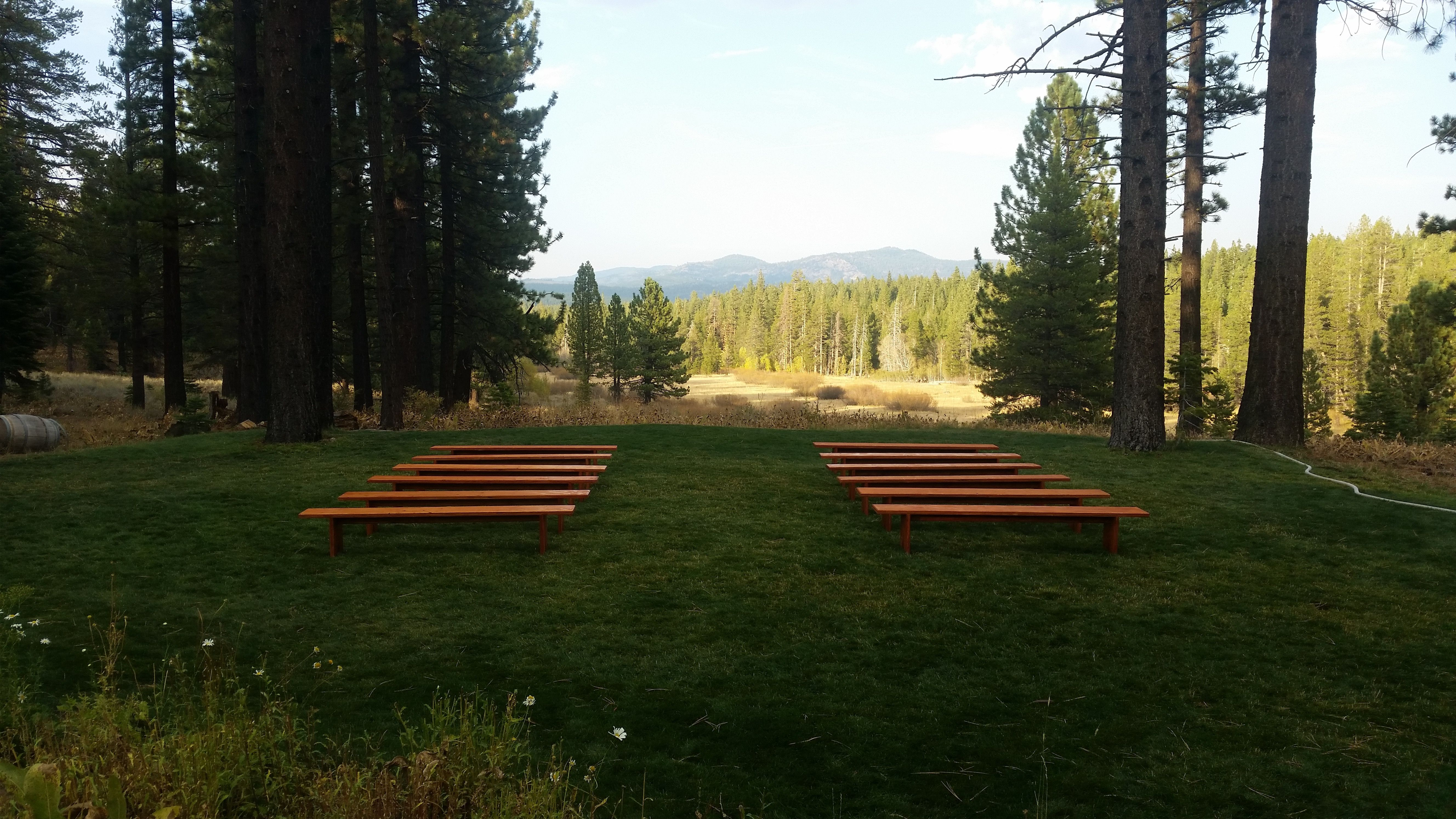 Lake Tahoe/Truckee- Mitchell Meadows-Ca-Tahoe Party Rentals