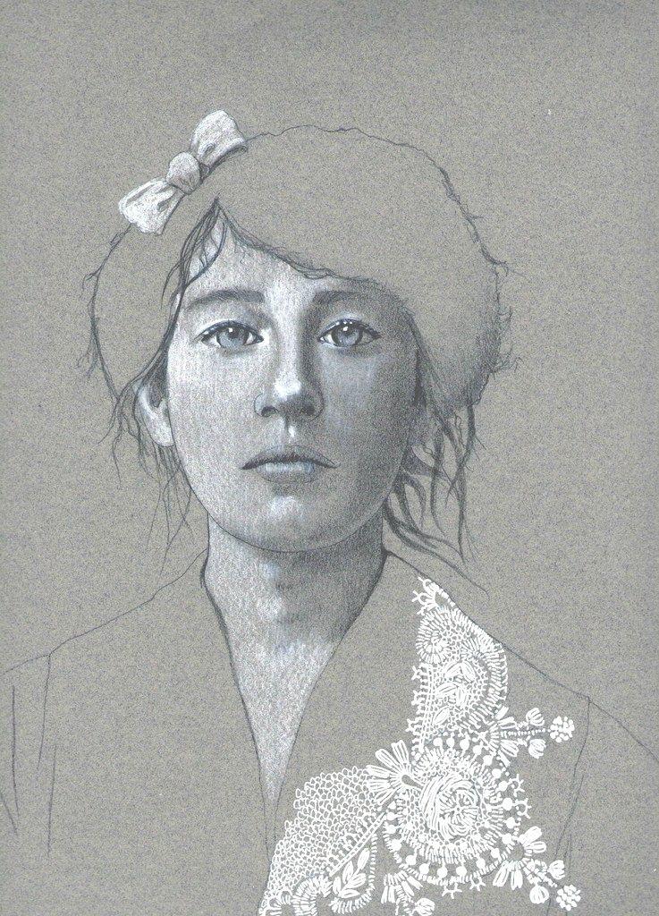 Camille claudel 3 luminosit portraits pinterest - Camille dessin ...