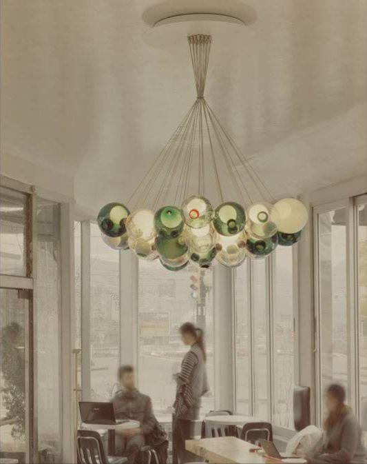 Light Fixtures Designed By Omar Arbel Of Bocci Modern