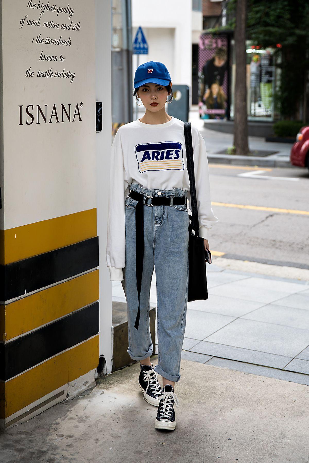 Jelly Zhao, Street Fashion 7 in Seoul  Korean street fashion