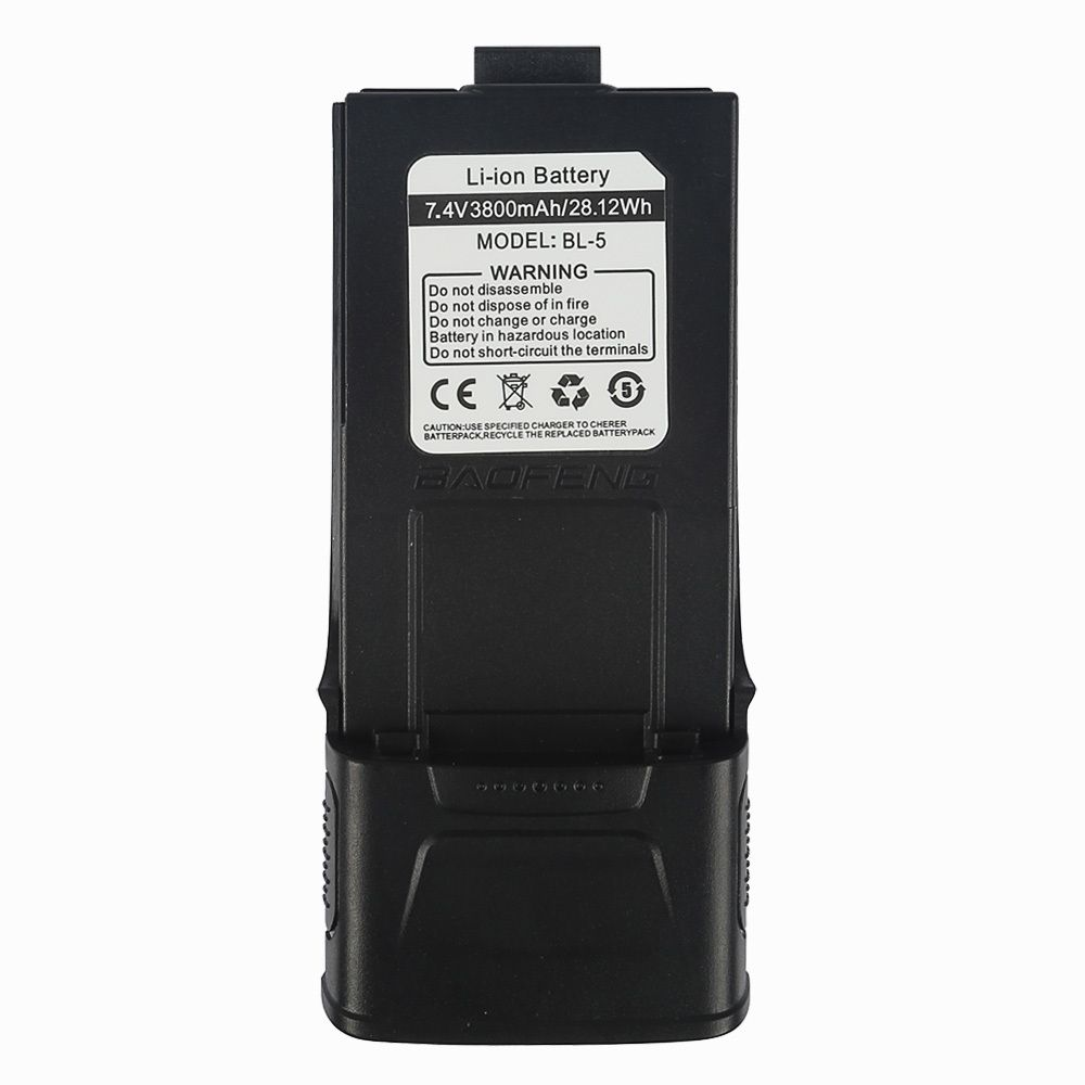 Dorigine Baofeng 74 V 3800 Mah Li Ion Batterie Pour Gt 3 3tp Electronic Schematics Audio Simple Intercom