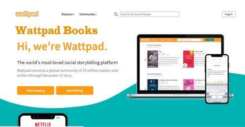 Wattpad Books Wattpad Login Wattpad books, Messaging