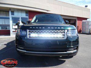 Chux Trux Inc Registry Range Rover Bar Lighting Overland Vehicles