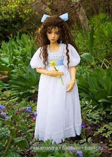 Волшебный мир. Куклы Марты Боерс (Martha Boers dolls) / Авторская кукла известных дизайнеров / Бэйбики. Куклы фото. Одежда для кукол
