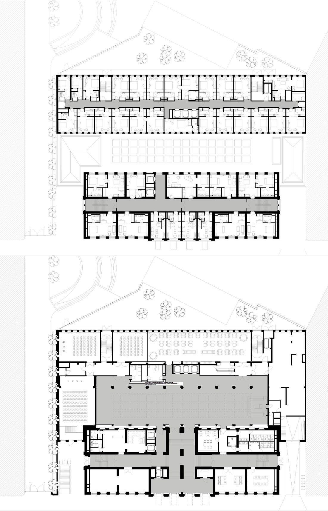 Hotel H10 Berlin Hotel Floor Plan Hotel Design Architecture Hotel Floor