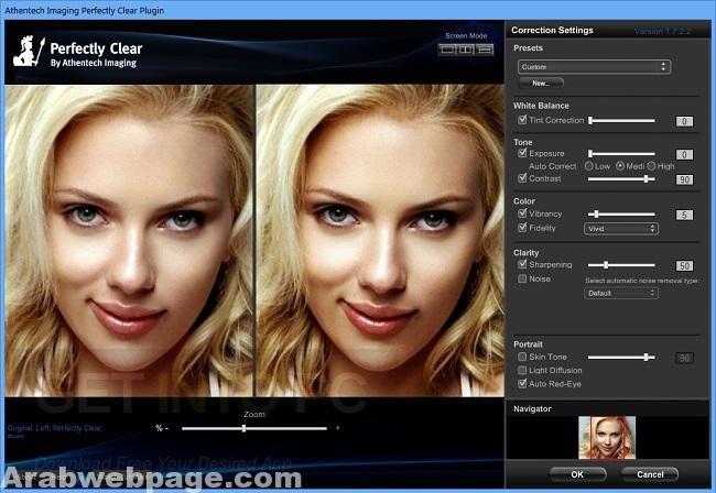 تحميل برنامج تحسين جودة الصور الى Hd للاندرويد Improved Image الصفحة العربية Photoshop Lightroom Perfectly Clear Photoshop Plugins