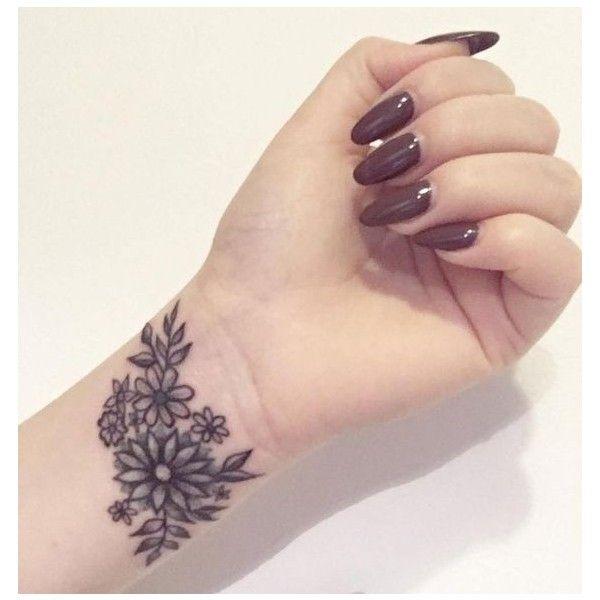 Pics Of My Favorite Geometric Tattoos -   25 meaningful wrist tattoo ideas