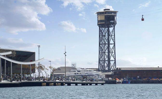 Sopar Al Restaurant Torre Dalta Mar Barcelona Favorite Places Property For Rent