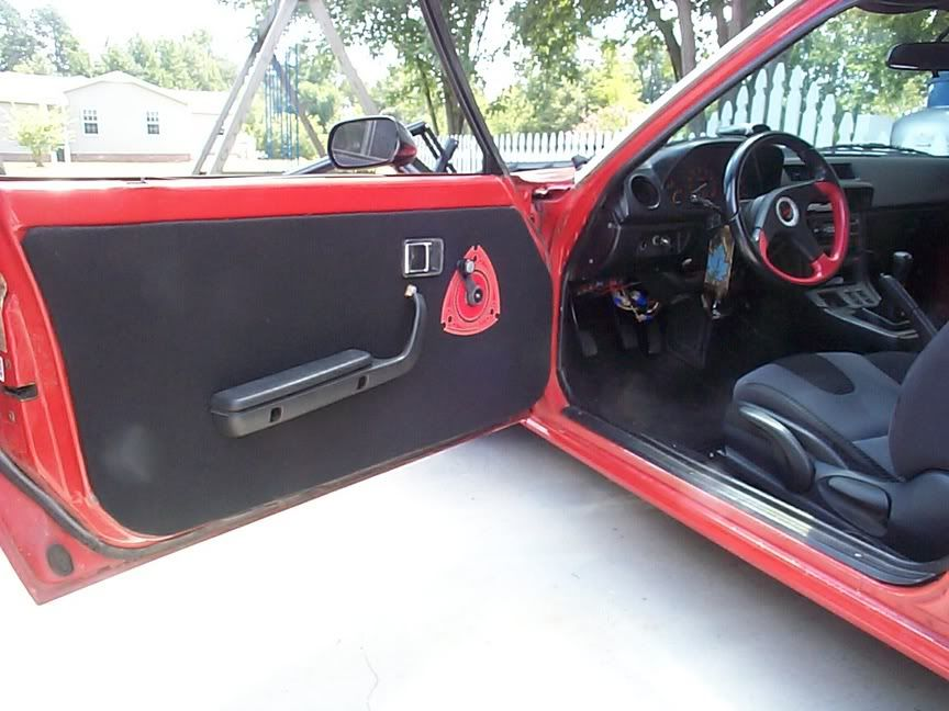 Interior How To Re Upholster Your Doors Rx7club Com Automotive Upholstery Car Care Cleaning Auto Repair