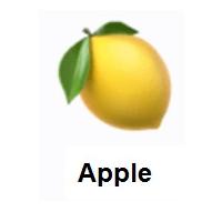 Meaning Of Lemon Emoji In 2021 Emoji Emoji Pop Lemon