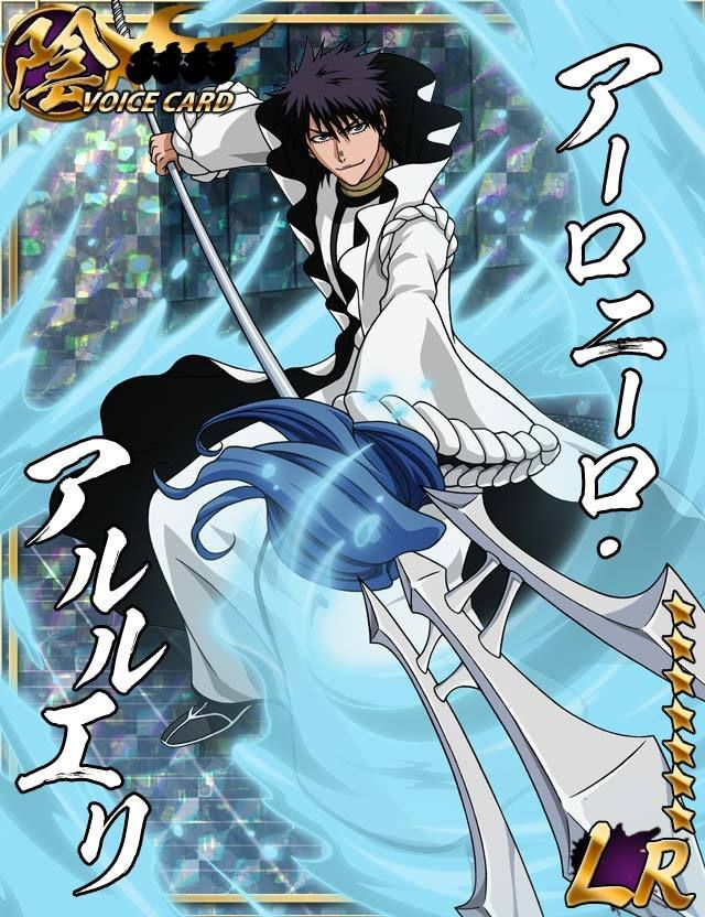 A collection of cards from Bleach Bankai Battle. | Bleach ...