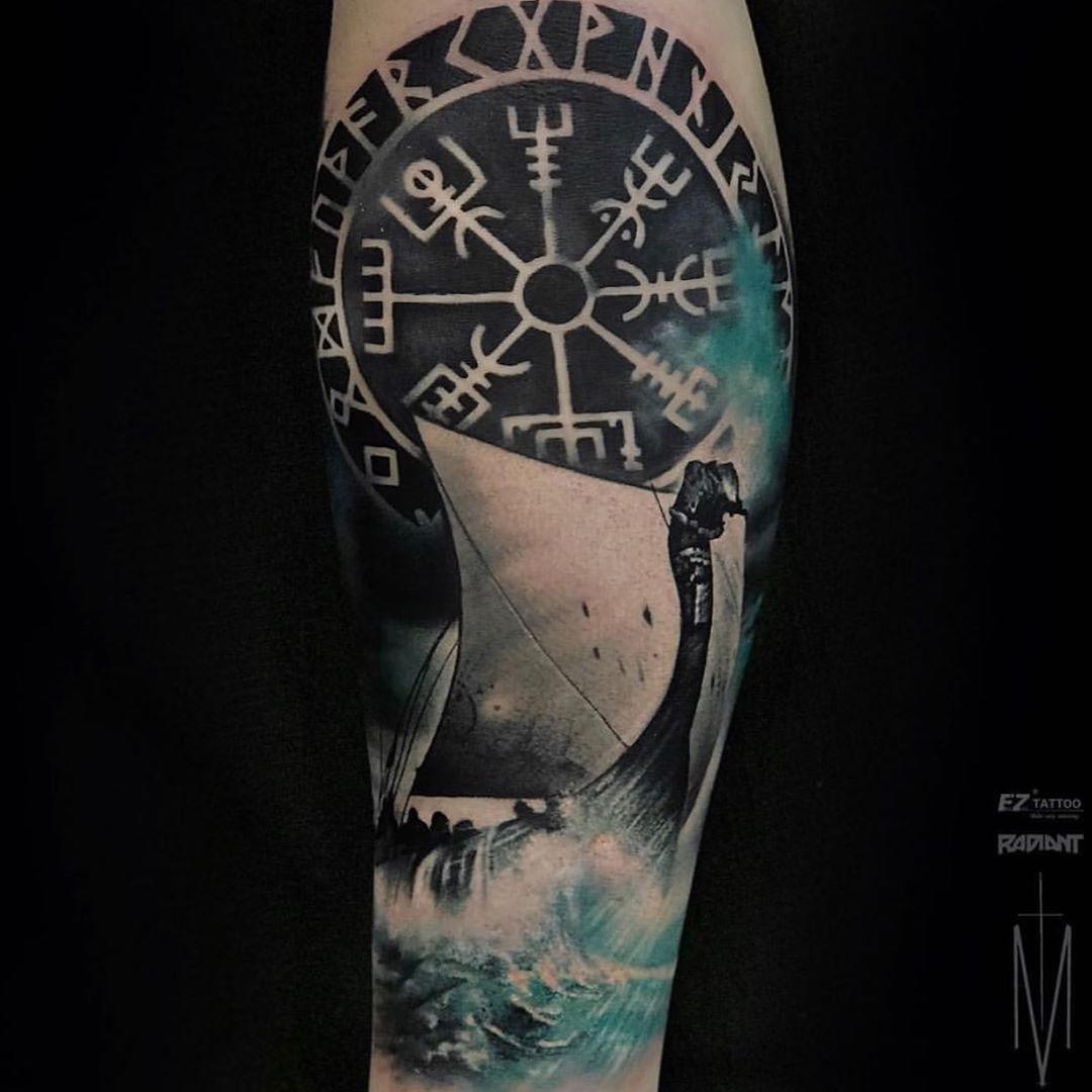 Tattoo Artist: @melektastekin_tattooer ⛵️ • • •  #colortattoo #odin #pagan #viking #vikings #vikingtattoo #colourtattoos #cutetattoo #realistictattoo #besttattooers #amazingtattoos #tattoostudio #lacatedraltattoo #germanytattoo #hamburgtattoo #tattooartist #tattooer #tattoodesign #tattooart #tattooinspiration #tattoos #tätowierung #tätowierer #deutschland #lacatedral #art #tattooing #tattooshop #tattooist #tattooloveart