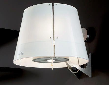 Elica egr320 19 inch island mount range hood with 300 cfm internal