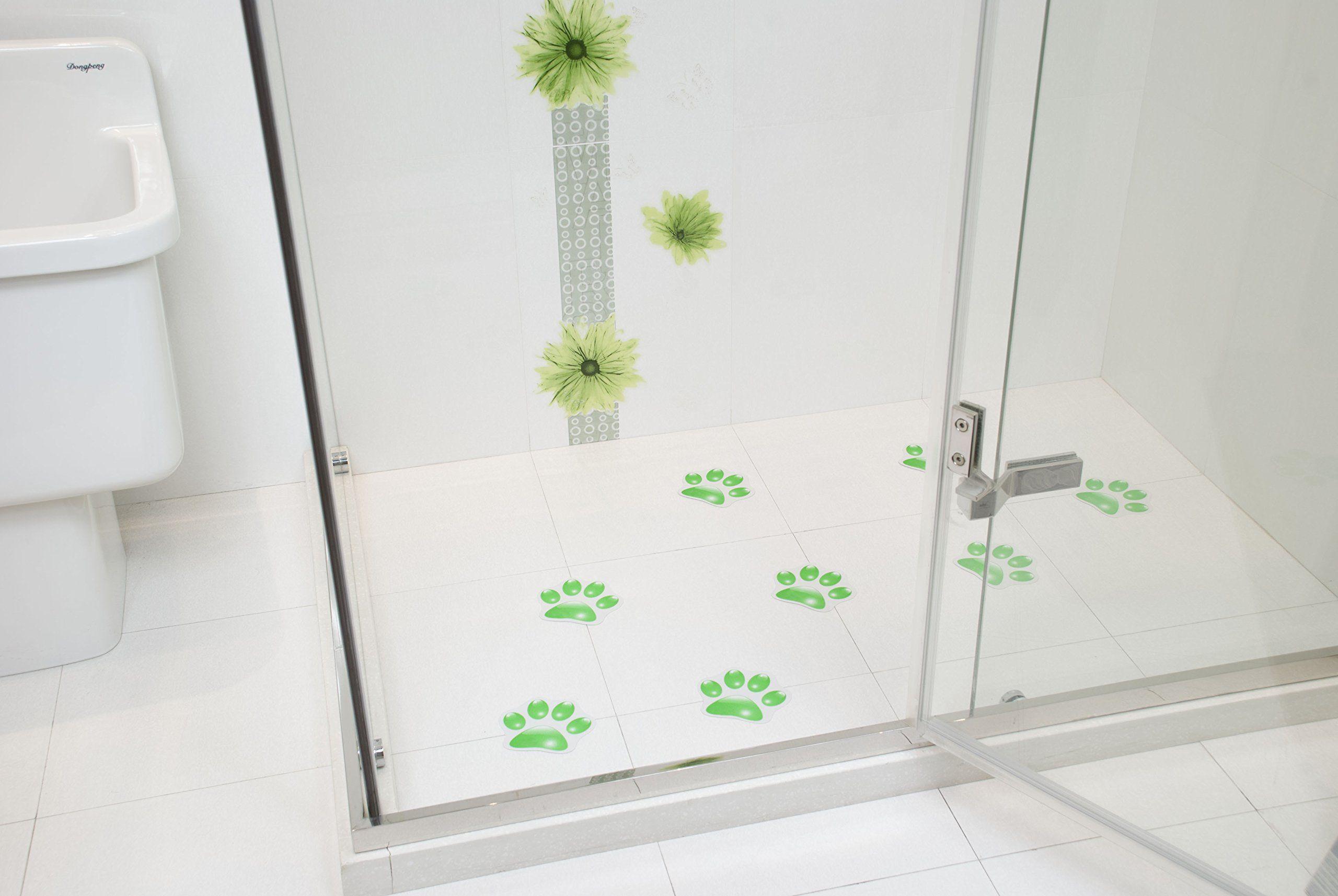 Lumenon Non Slip Bathtub Stickers For Child Safety Baby Bath Tub