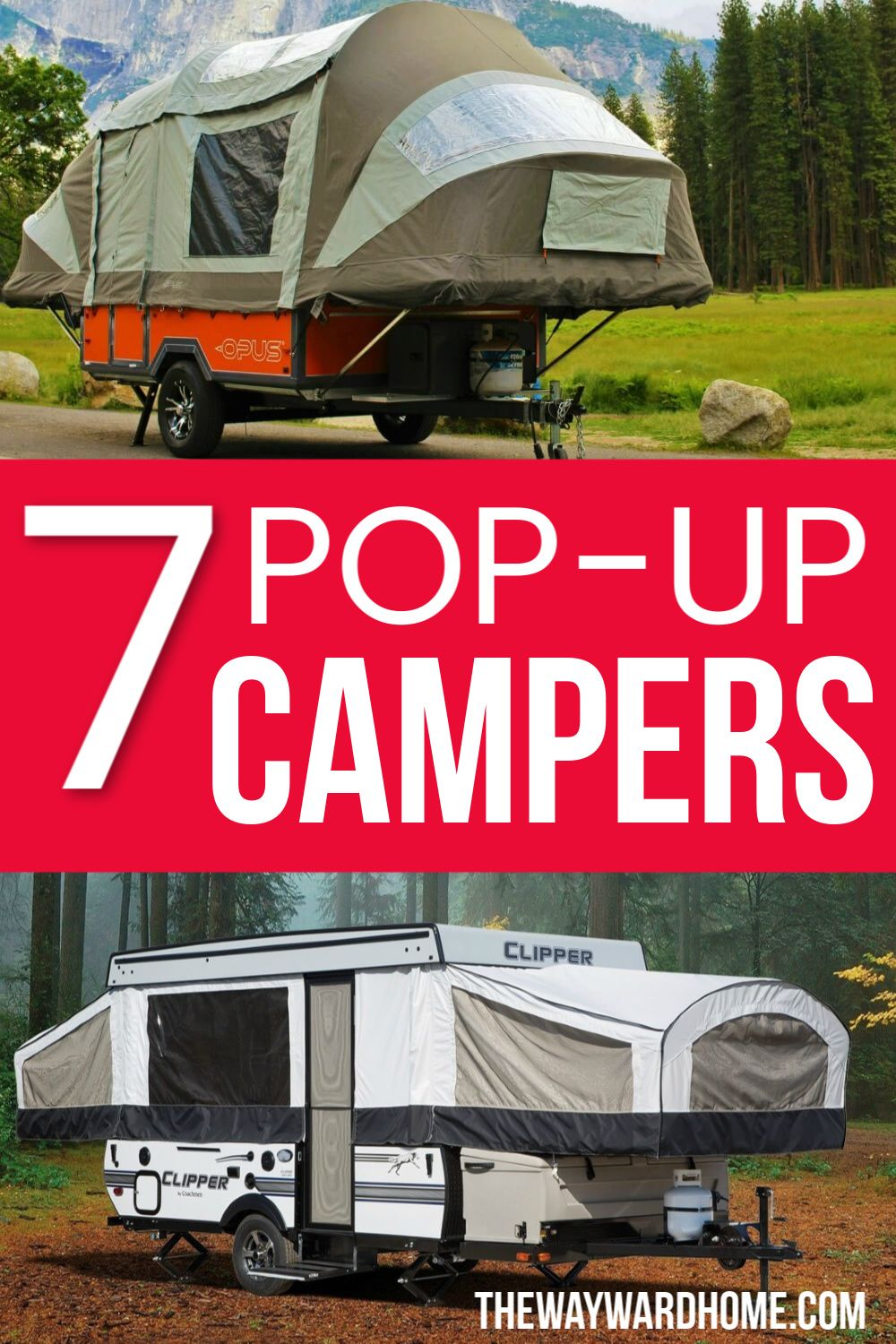 7 Must See Pop Up Campers Of 2020 For A Family Adventure Best