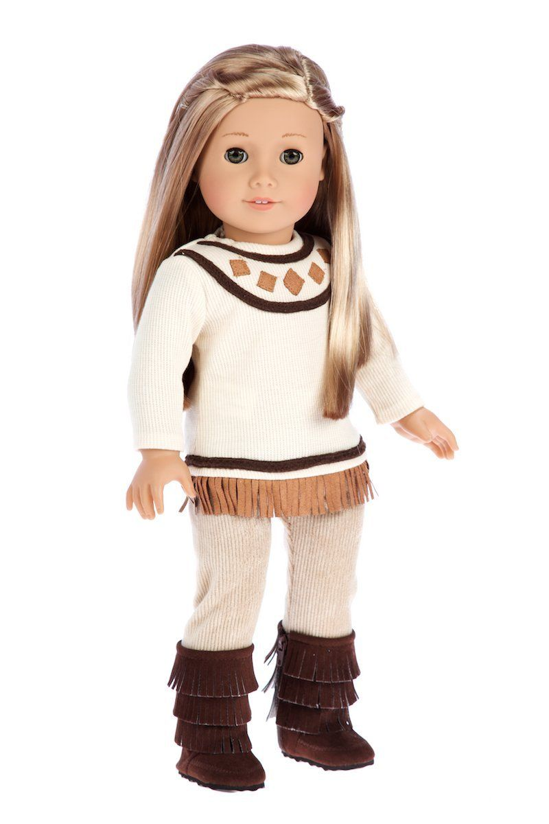 Pin de DreamWorld Collections en Casual 18 Inch Doll Outfits | Pinterest